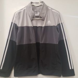Colorblock Tricot Track Jacket  10/12